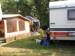 Ausbildungswochenende Hemmoor 10. + 11.07.2010