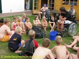 Ferienspass 2009 Stadensen