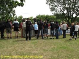 Riesenkickertunier in Stadensen