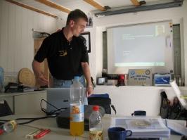 TL-Vorbereitungsseminar 2007